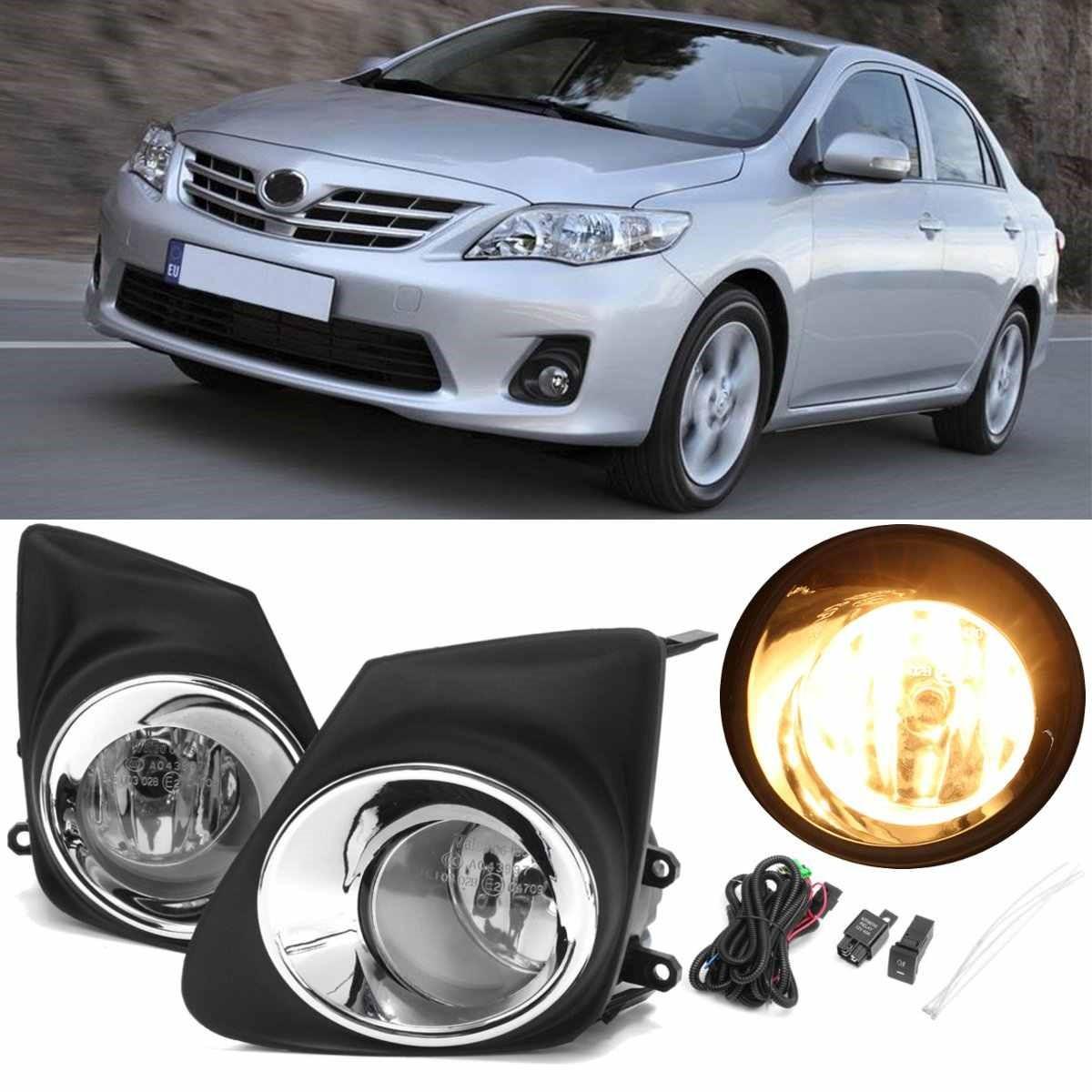 Dịch vụ lắp đặt đèn sương mù cho xe Toyota