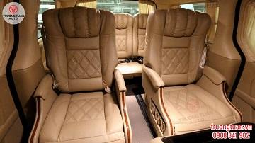Bộ áo ghế ô tô 001